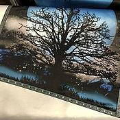 handmade. Livemaster - original item Tablecloth for divination 50h50 cm and 70h70