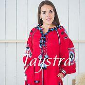 Одежда handmade. Livemaster - original item Dress embroidery, 2 wedge, boho, ethnic style, Bohemian. Handmade.