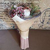 Съедобные букеты ручной работы. Ярмарка Мастеров - ручная работа Букеты из мыльных цветов. Handmade.
