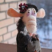 Куклы и игрушки ручной работы. Ярмарка Мастеров - ручная работа Мадам Кориантес. Handmade.