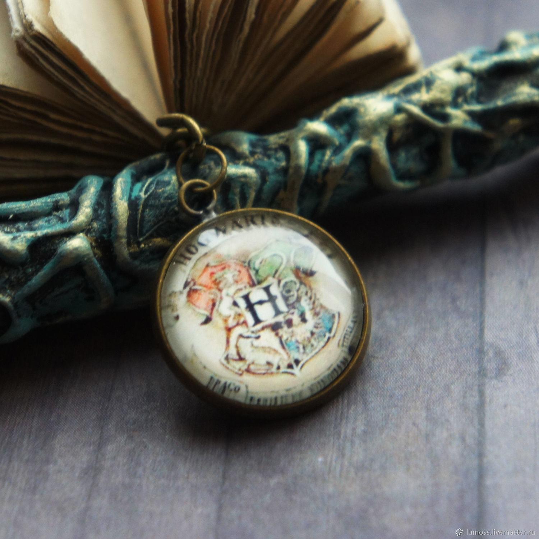 Hogwarts Keychain, Key chain, Moscow,  Фото №1
