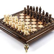 Активный отдых и развлечения handmade. Livemaster - original item Exclusive chess