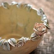 Для дома и интерьера handmade. Livemaster - original item A bowl of