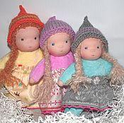 Куклы и игрушки ручной работы. Ярмарка Мастеров - ручная работа Крошечки-хорошечки 18-20 см. Handmade.