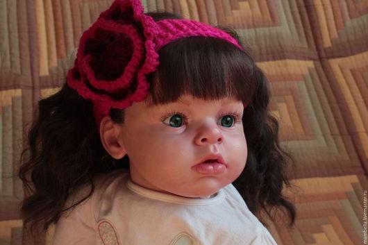 Куклы-младенцы и reborn ручной работы. Ярмарка Мастеров - ручная работа. Купить Кукла реборн Ариша.. Handmade. Комбинированный, маттварниш
