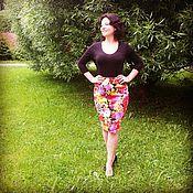 Одежда handmade. Livemaster - original item Skirt Summer. Handmade.