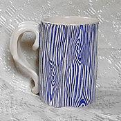 Посуда handmade. Livemaster - original item Mug ceramic Tree. Handmade.