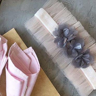 Свадебный салон ручной работы. Ярмарка Мастеров - ручная работа Подвязка для невесты. Handmade.