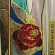 Элементы интерьера ручной работы. Розы-витраж в перегородку. студия Преображение (Jenny555). Ярмарка Мастеров. Витраж Тиффани, витражное панно