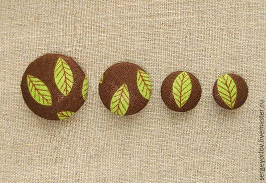 Шитье ручной работы. Ярмарка Мастеров - ручная работа. Купить Листья. Handmade. Ярко-зелёный, лист, листопад, материалы для творчества