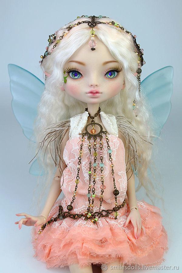 OOAK Hanna elf, Шарнирная кукла, Краснодар,  Фото №1