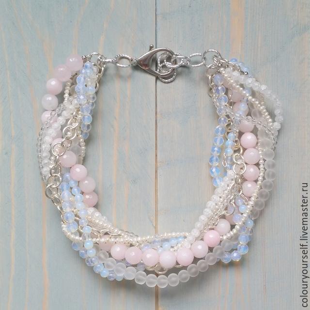 Как сделать массивное ожерелье своими руками
