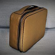 Сумки и аксессуары handmade. Livemaster - original item Nesser. M0084.  Leather. Handmade. Individual order. Handmade.