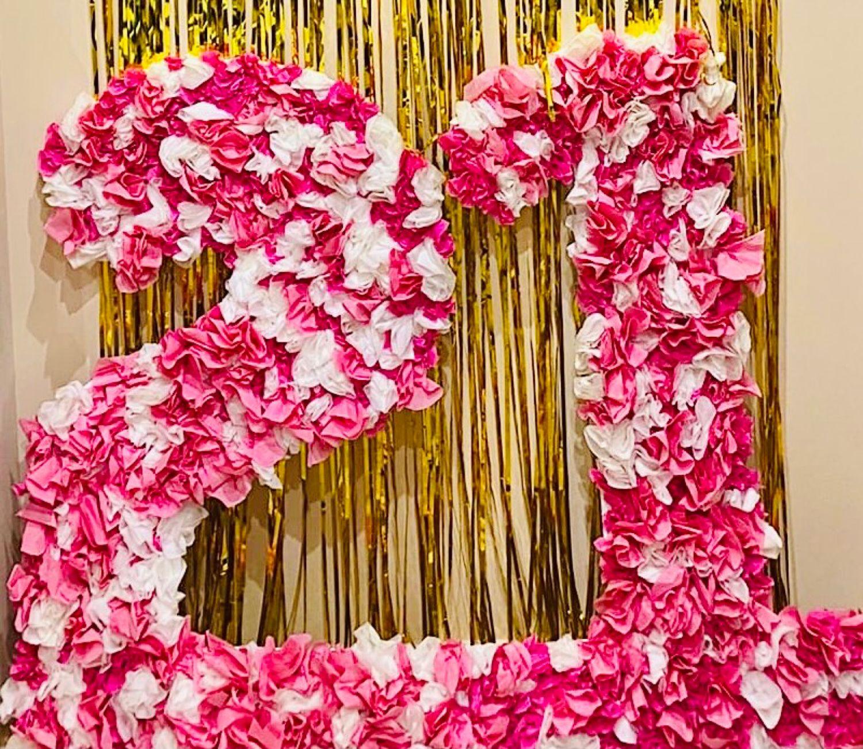 «Розовые розы», Оформление зала, Москва,  Фото №1