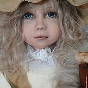 Куклы и игрушки ручной работы. Ярмарка Мастеров - ручная работа Вера. Handmade.