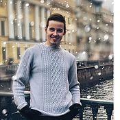 Свитеры ручной работы. Ярмарка Мастеров - ручная работа Свитеры: свитер Discovery. Handmade.