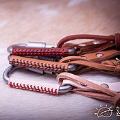 Сумки и аксессуары handmade. Livemaster - original item Key chain, carabiner. Handmade.