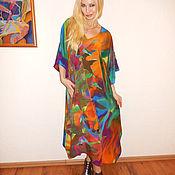Одежда ручной работы. Ярмарка Мастеров - ручная работа платье- Аленький цветочек -1. Handmade.