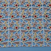 Подарки к праздникам handmade. Livemaster - original item Lace decorative fabric is