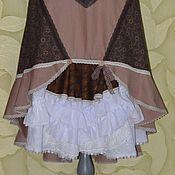 """Одежда ручной работы. Ярмарка Мастеров - ручная работа """"Жасмин """" лето. комплект юбок. Handmade."""