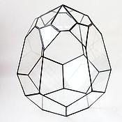 Цветы и флористика handmade. Livemaster - original item The Floriana for plants. Geometric vase for Floriana. Handmade.
