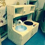 Для дома и интерьера ручной работы. Ярмарка Мастеров - ручная работа Детская кухня. Handmade.