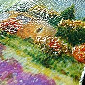 "Канцелярские товары ручной работы. Ярмарка Мастеров - ручная работа ""Provans"" Обложка на паспорт, загранпаспорт, автодокументы.. Handmade."