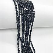 Beads1 handmade. Livemaster - original item Beads: the rondels 2 mm. Handmade.