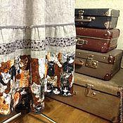 Одежда ручной работы. Ярмарка Мастеров - ручная работа С кошками. Handmade.