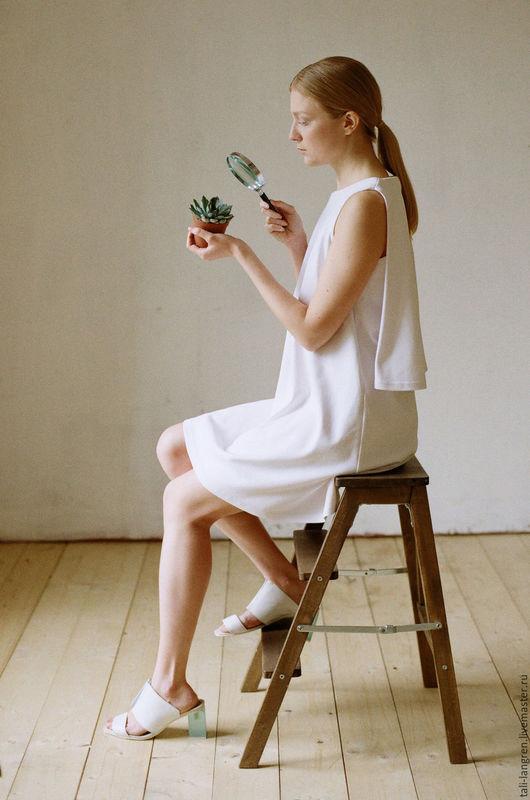 Платья ручной работы. Ярмарка Мастеров - ручная работа. Купить White princess. Handmade. Белый, нарядное платье, утро, скандинавия