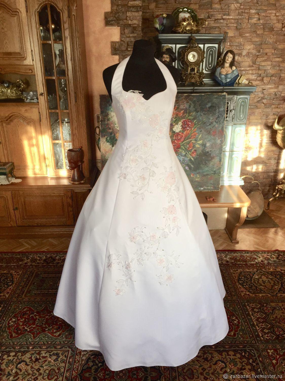 Свадебное платье ручной работы.Классика . Германия, Платья, Кёльн, Фото №1