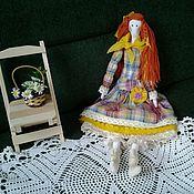 Куклы и игрушки ручной работы. Ярмарка Мастеров - ручная работа Жанет.. Handmade.