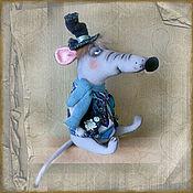 Куклы и игрушки handmade. Livemaster - original item Mr Rats. Handmade.