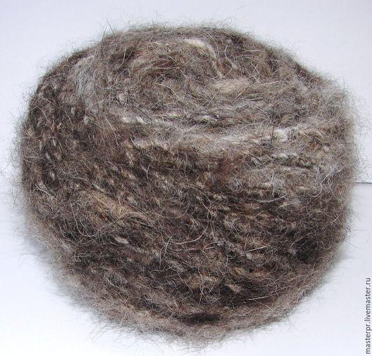 Пряжа «Звезда Кавказа» 55м100грамм для ручного вязания. Состав : 100% пух кавказской овчарки . Ручное прядение .Нитка толстая . Цвет серый . ЦЕНА : 800рублей\100грамм Пряжа «Звезда Кавказа» толст