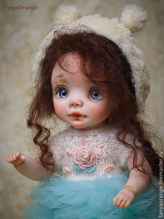 Коллекционные куклы ручной работы. Ярмарка Мастеров - ручная работа. Купить Angelita ростик 18см. Handmade. Малышка, миниатюра