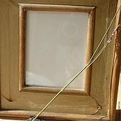 """Картины и панно ручной работы. Ярмарка Мастеров - ручная работа Рама с о. Цейлон """"Бамбук"""". Handmade."""