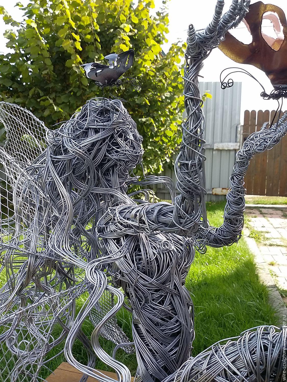 пиндосы садовые небольшие скульптуры в картинках льюиса некротический фасциит