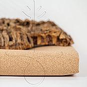 Материалы для творчества ручной работы. Ярмарка Мастеров - ручная работа Пробковая ткань -2. Handmade.