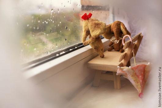 Мишки Тедди ручной работы. Ярмарка Мастеров - ручная работа. Купить влюбленные слоники миники. Handmade. Слон игрушка, влюбленным