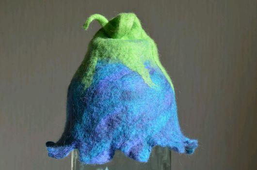 Шапки и шарфы ручной работы. Ярмарка Мастеров - ручная работа. Купить детская банная шапка от 0 до 3 лет. Handmade.