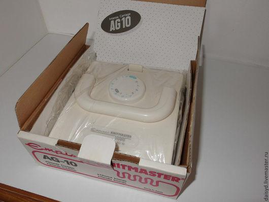 Вязание ручной работы. Ярмарка Мастеров - ручная работа. Купить Каретка интарсии AG 10  для Silver Reed LK100,LK140,LK150,Япония. Handmade.