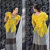 Одежда ручной работы. Ярмарка Мастеров - ручная работа Кофточка Мимоза 50% СКИДКА. Handmade.