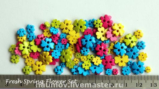 4 - Цветочки-весна
