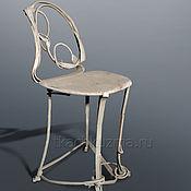 Для дома и интерьера ручной работы. Ярмарка Мастеров - ручная работа Кованые стулья. Handmade.