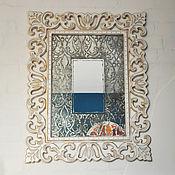 """Для дома и интерьера ручной работы. Ярмарка Мастеров - ручная работа Рама с зеркалом """"Зимний Дворец"""". Handmade."""