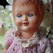 Винтаж handmade. Livemaster - original item Vintage doll. Handmade.