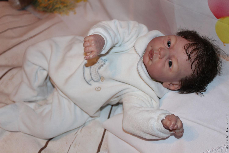 Куклу реборн сделать своим руками