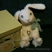 Куклы и игрушки ручной работы. Ярмарка Мастеров - ручная работа Зая Зайкин). Handmade.
