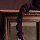 Диадемы, обручи ручной работы. Ободок для волос с цветами из натуральной кожи. Floscorio. Ярмарка Мастеров. Ручная работа handmade