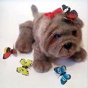 Куклы и игрушки handmade. Livemaster - original item Shabaka Of Janet. Handmade.